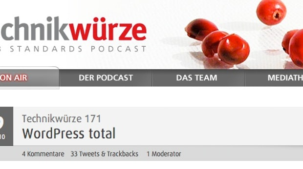 "Hörtipp: Audio-Podcast ""WordPress total"" mit Frank Bültge und Vladimir Simovic"