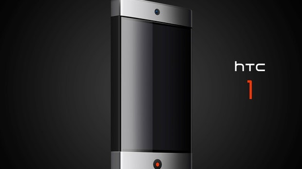 "Design-Studie: ""HTC 1"" - Schickes Android-Phone im ""Less-is-more""-Design"