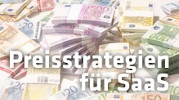 Mietsoftware-Geschäftsmodelle: Preisstrategien für Software as a Service (1) - Die Grundlagen
