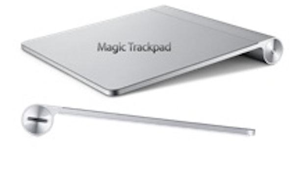 testbericht apple magic trackpad ein ersatz f r maus. Black Bedroom Furniture Sets. Home Design Ideas