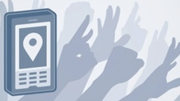 """Der """"Facebook Effekt"""": Wie Konkurrenten und Unternehmen von Facebook Places profitieren können"""