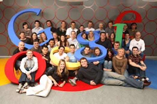 Karriere: Wie man einen Job bei Google bekommt