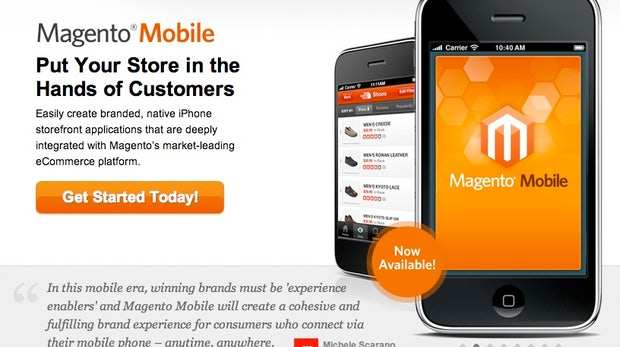 E-Commerce: Magento Mobile - Mobile Shopping Apps leicht gemacht