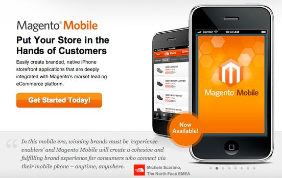 E-Commerce: Magento Mobile – Mobile Shopping Apps leicht gemacht