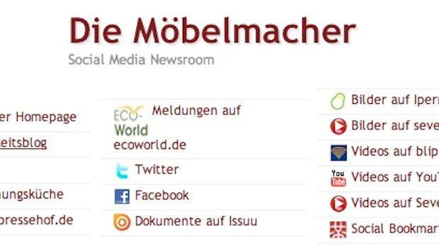 """Best Practice: """"Die Möbelmacher"""" zeigen, wie Social Media im Handwerk funktioniert"""