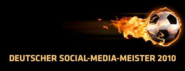 Deutscher Social-Media-Meister 2010