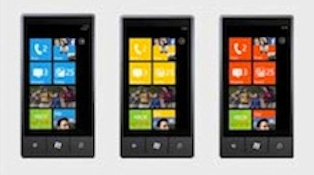 Hoffnungsträger: Microsoft stellt Windows Phone 7 vor - Neuanfang mit alten Problemen