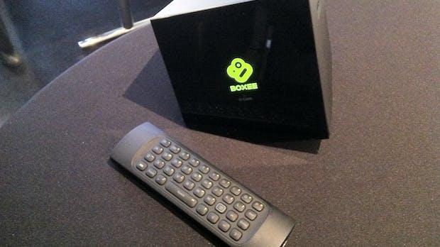 Boxee Box in Deutschland gestartet