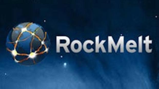 RockMelt - Social Media Browser für Facebook & Co.