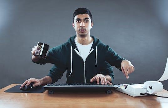 Schlecht für die Arbeit, schlecht fürs Gehirn: Wie sich Multitasking auf deinen IQ auswirkt