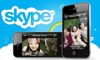 Videotelefonie: Skype bringt Videochat via 3G auf das iPhone