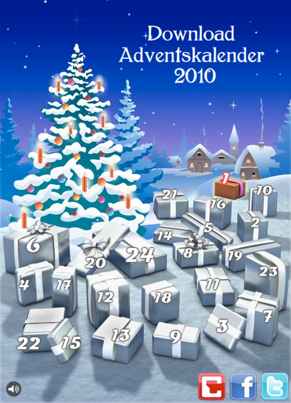 Adventskalender chip.de