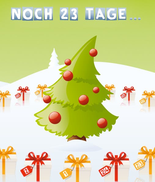Adventskalender iWelt