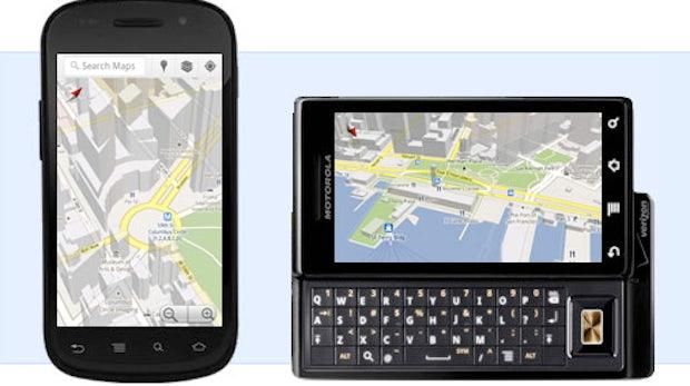 Google Maps offline nutzen: Neue Android-Version machts möglich