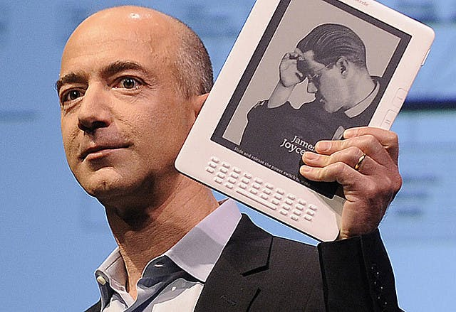 Diese 8 Business-Bücher sollte jeder Chef gelesen haben – meint Amazon-Chef Jeff Bezos