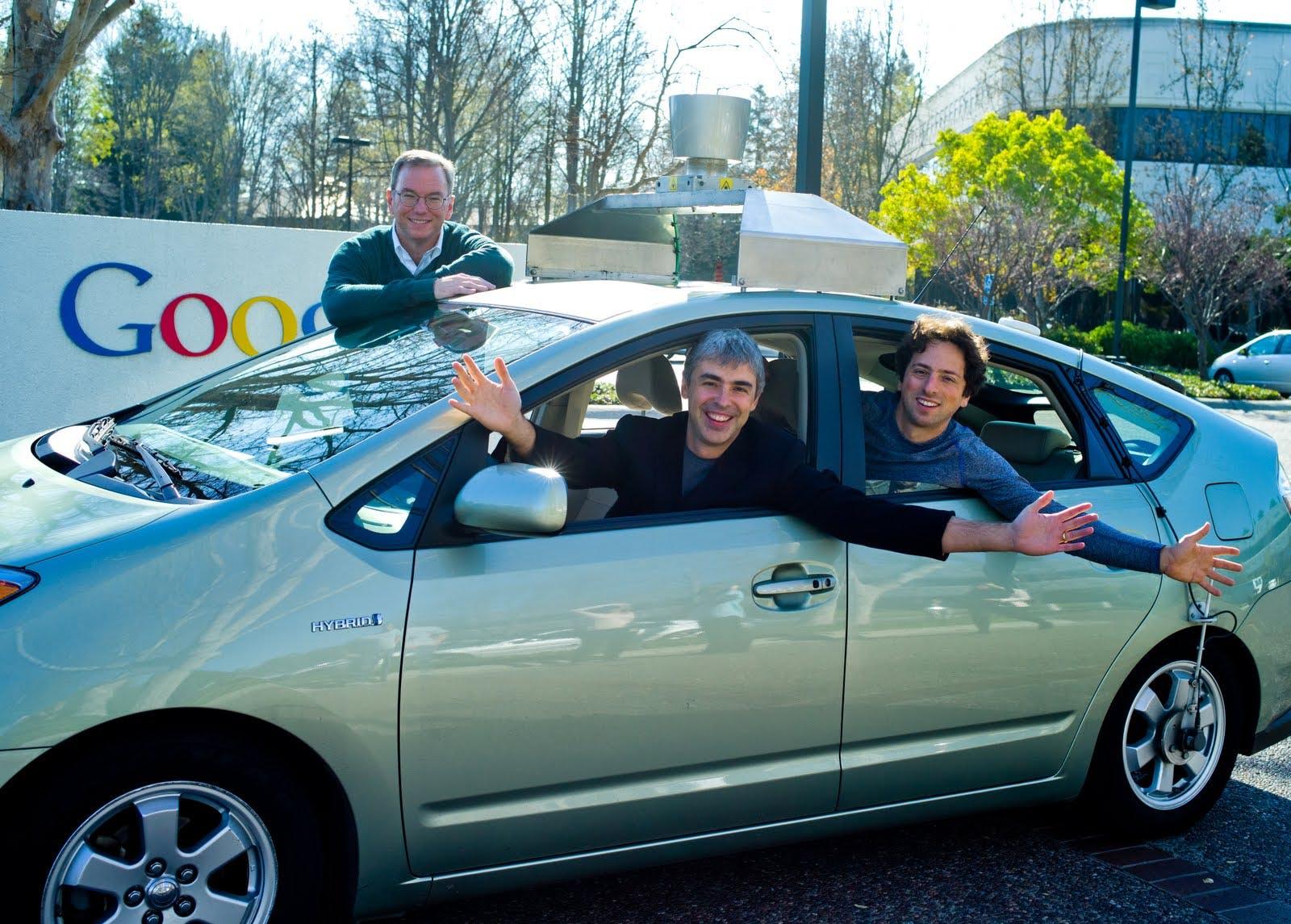 Warum die Google-Gründer jetzt noch mächtiger werden