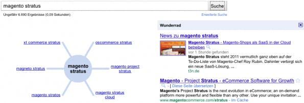 Google SEO Tools: Wunderrad