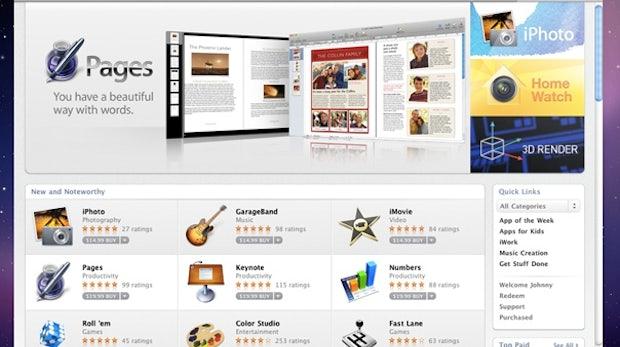 Mac App Store startet: Werden künftig alle PCs zum iPhone?