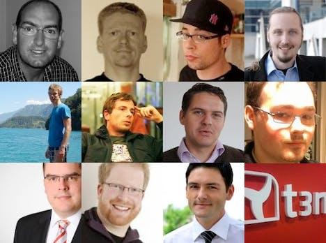t3n.de-Redaktion: Die Gesichter hinter den News