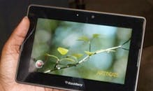 Lotusphere 2011: BlackBerry präsentiert das PlayBook
