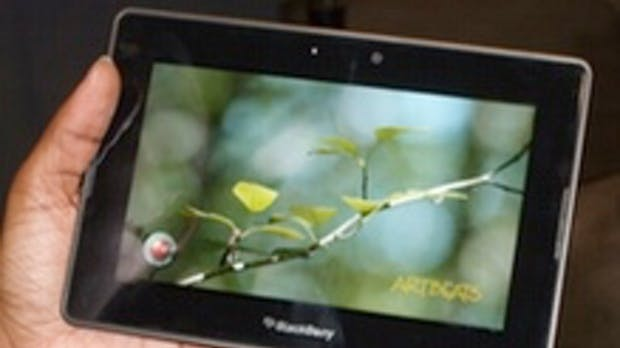 Lotusphere 2011: BlackBerry präsentiert das PlayBook