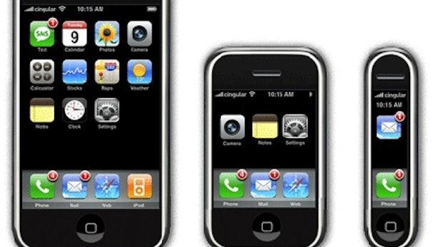 iPhone Nano kommt, jetzt wirklich, angeblich