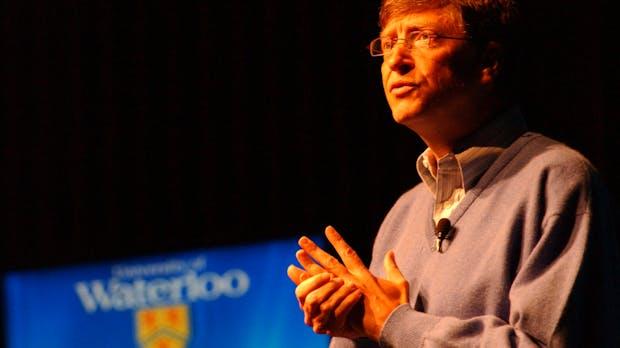 Bill Gates (nicht) der reichste Mann der Welt
