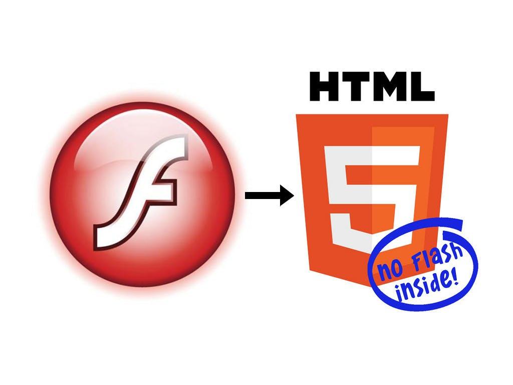 Adobe Wallaby wandelt Flash-Files in HTML5