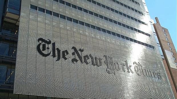 Paid Content: New York Times bevorzugt Facebook und Twitter