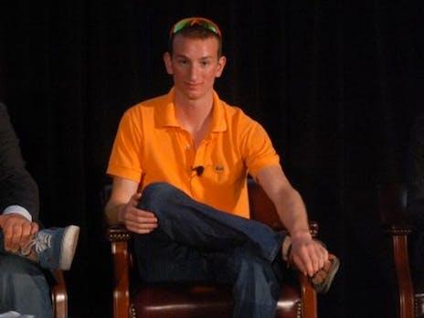 """Zuckerberg-Syndrom: Seth Priebatsch will """"Game Layer"""" über die Welt streifen"""