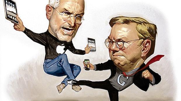 Eric Schmidt veröffentlicht Guide zum Wechsel vom iPhone zu Android