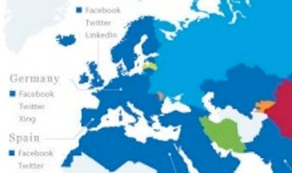 Social Networks: Übersicht der weltweit größten Netzwerke