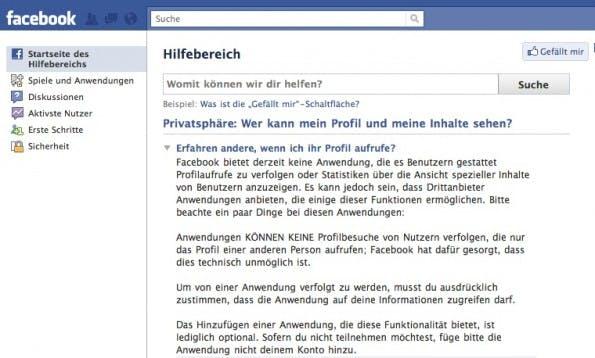 facebook profilbesucher einsehen