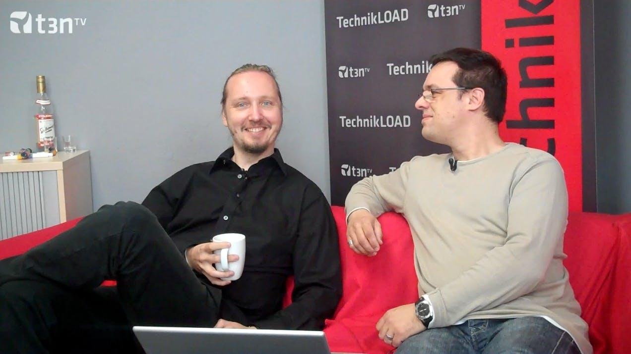 TechnikLOAD 35 - PlayBook, iPhone 4 weiß, clevere Logos, PlayStation-Network-Hack und mehr