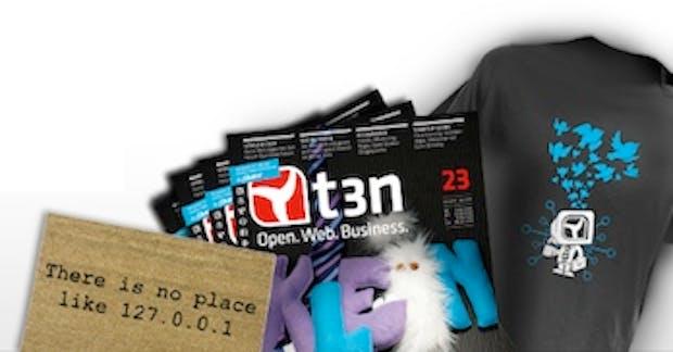 Aktion: t3n-Abonnement inkl. Geek-Fußmatte von getDigital