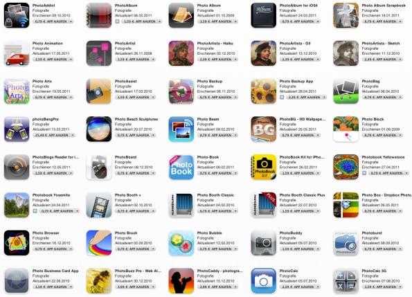 Knipsen Mit Ios Die 65 Besten Foto Apps Für Iphone Und Ipad