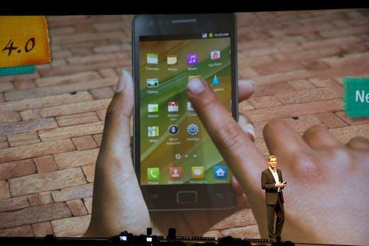 Samsung Galaxy S II jetzt in Deutschland [Video]