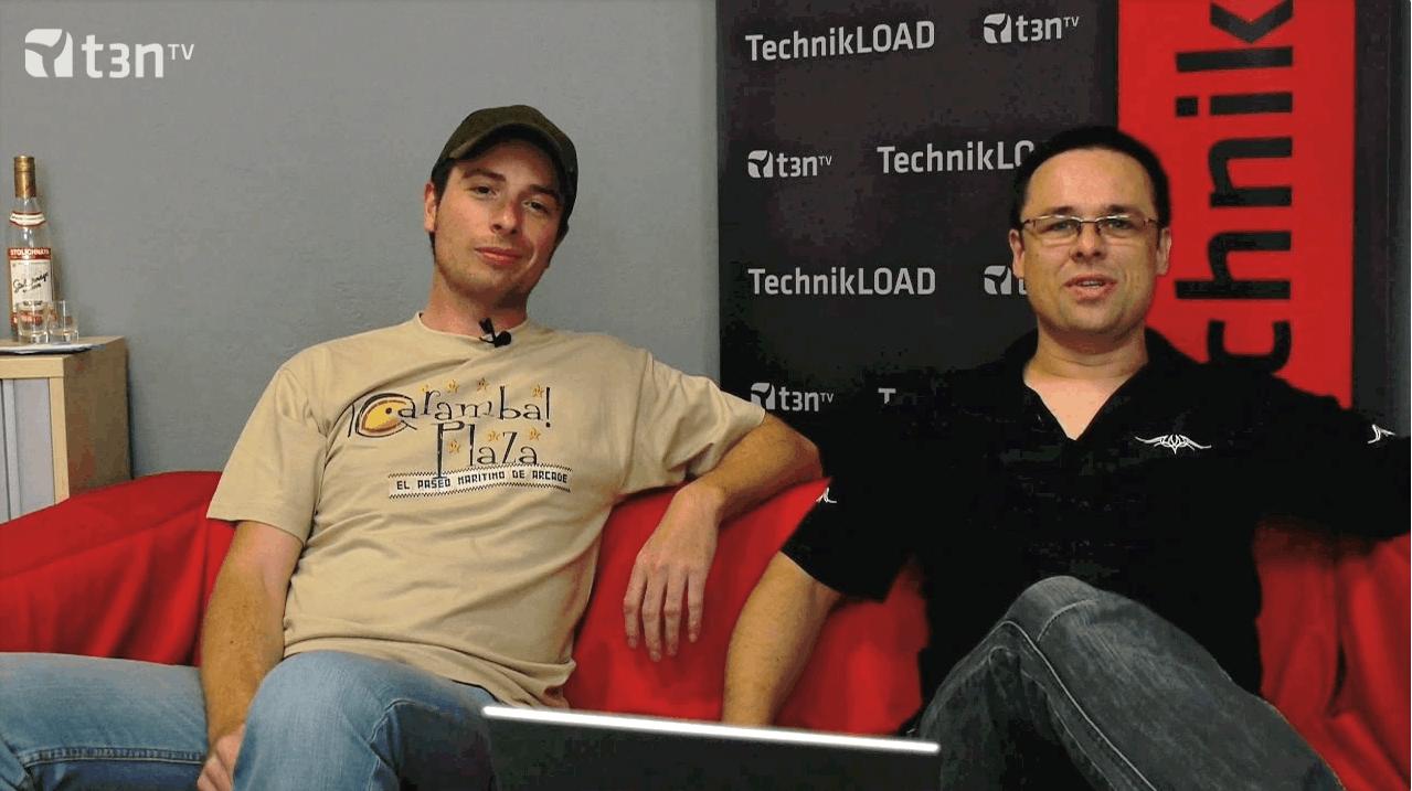TechnikLOAD 40 - Facebook Gesichtserkennung, Responsive Web Design, Foto-Apps, Apple Campus, iOS 5, OS X Lion, iCloud
