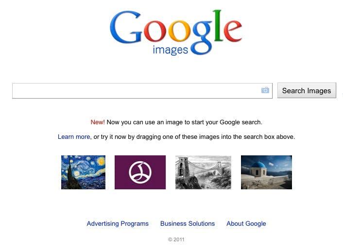 In Google Nach Bildern Suchen