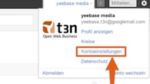 Google+ Tipp: So meldest du dich mit mehreren Konten gleichzeitig an