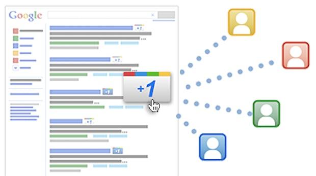 Google +1 schlägt Twitters Tweet-Button innerhalb eines Monats