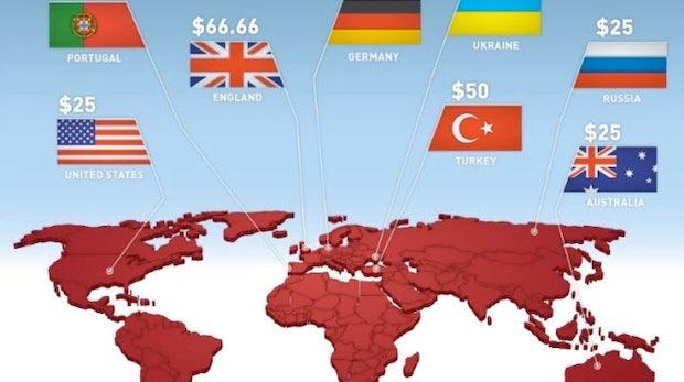 Spam: 1 Million deutsche E-Mail-Adressen kosten 18 Euro