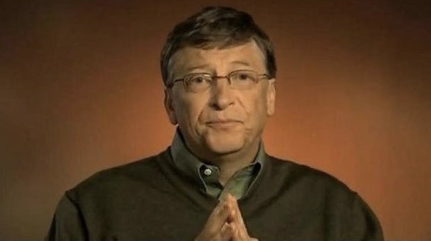Scherz zur Nacht: Bill Gates spart auf einen neuen Lamborghini