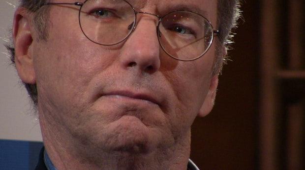Klarnamen: Kein echter Name, kein Google+, sagt Eric Schmidt