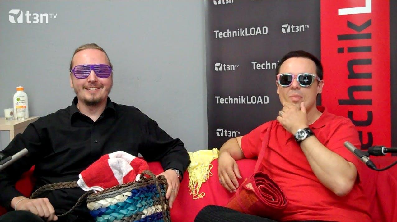 TechnikLOAD 48 - Adobe Edge, HTML5, CSS3, Rails on Pow, iCloud, Mettbrötchen und Playbook