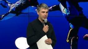 """Larry Page: """"Die größte Gefahr für Google ist Google"""""""