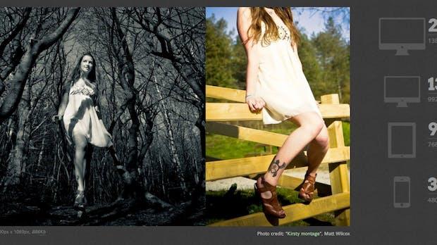 "Responsive Webdesign: ""Adaptive Images"" optimiert Bilder automatisch"