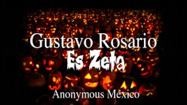 Anonymous legt sich mit mexikanischem Drogenkartell an
