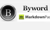 Byword und MarkdownPad - Markdown-Editoren für Mac und Windows