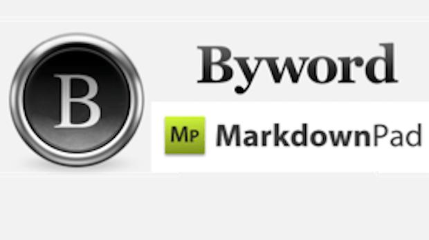 Byword und MarkdownPad – Markdown-Editoren für Mac und Windows